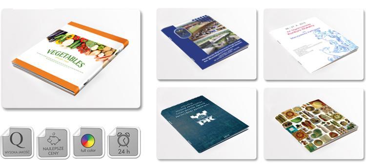 Foldery prospekty katalogi broszury
