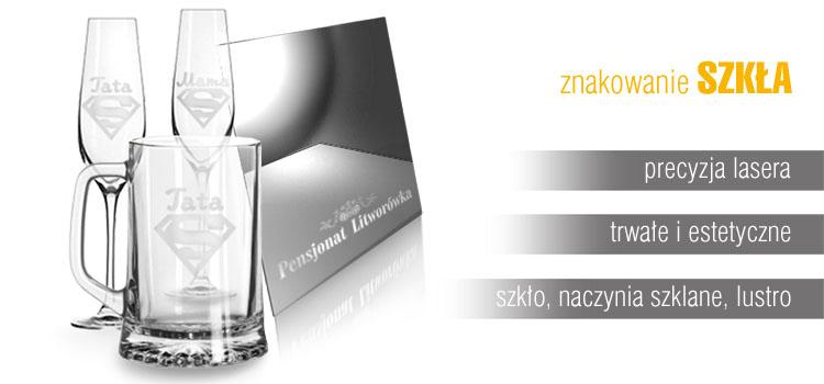 Grewerowane szkło szklanka kufel kieliszek lustro
