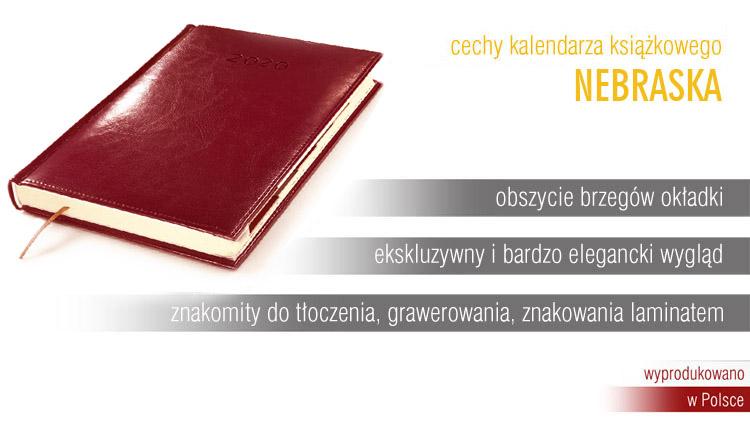 KALENDARZ-Książkowy-NEBRASKA-cechy