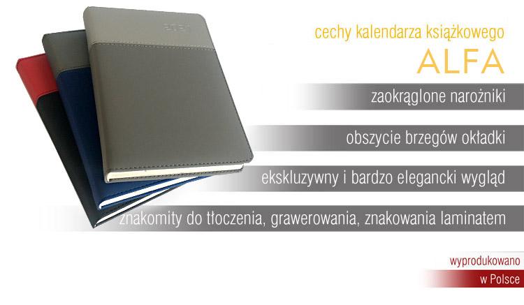 kalendarz-ksiazkowy-alfa- cechy